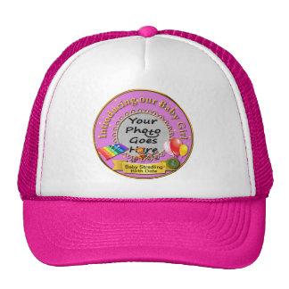 Introduzindo nosso chapéu dos camionistas do bebé bone