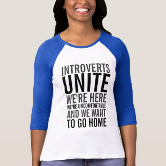 Introverts unem a camisa