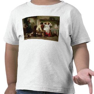 Inveja e namorico camisetas