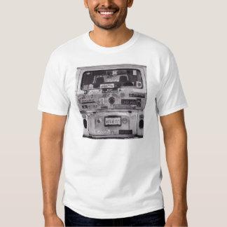 Inversão de marcha (camionete do Hippie) Tshirts