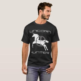 Inverse do caçador do unicórnio camiseta