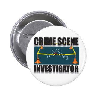 INVESTIGADOR DA CENA DO CRIME BOTONS