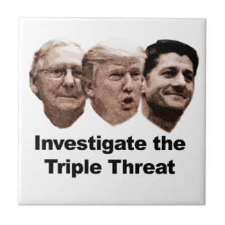 Investigue a ameaça tripla