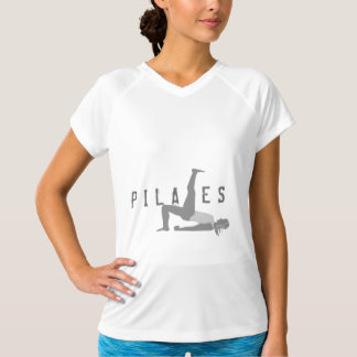 Ioga legal de Pilates da malhação do exercício Camisetas