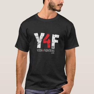 Ioga para a camisa dos lutadores