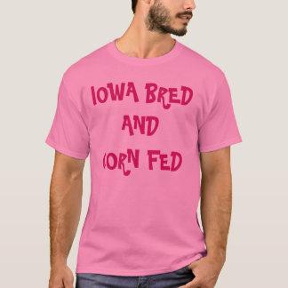 Iowa produziu camiseta