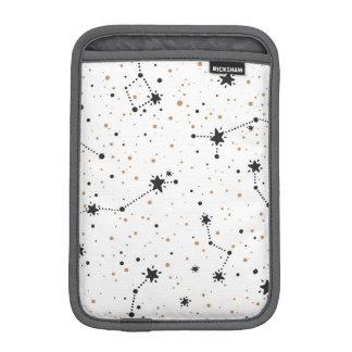 iPad Mini capa com estrelas doces