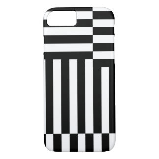"IPHONE5 CASO CHIQUE ""YIPES-STRIPES "" CAPA iPhone 7"