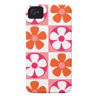 iPhone 4/4S de flower power (exemplos da case Capinha iPhone 4