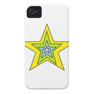iPhone 4, arte da capa de telefone por Jennifer