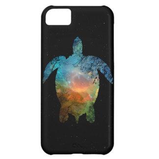 iPhone 5C, mal lá tartaruga de mar da capa de