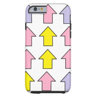 iPhone 6/6s, arte resistente da capa de telefone