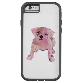 iPhone 6/6s, capa de telefone francesa do cão do