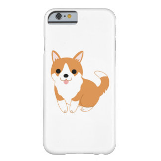 iPhone 6/6s da capa de telefone do Corgi