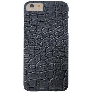 iPhone 6/6s da pele do jacaré mais o caso Capa Barely There Para iPhone 6 Plus