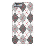 iPhone 6/6s de Argyle Capa Barely There Para iPhone 6
