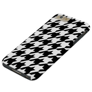 iPhone 6/6s de Houndstooth mais, capa de telefone