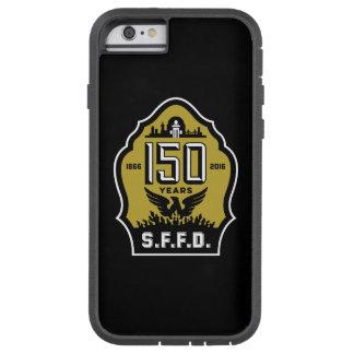 iPhone 6/6s de SFFD 150, exemplo do Firehouse Capa iPhone 6 Tough Xtreme