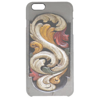 iPhone 6/6S do ornamento mais o caso claro Capa Para iPhone 6 Plus Clear