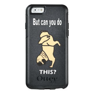 iPhone 6/6s do Sr. Pug Costume OtterBox Apple