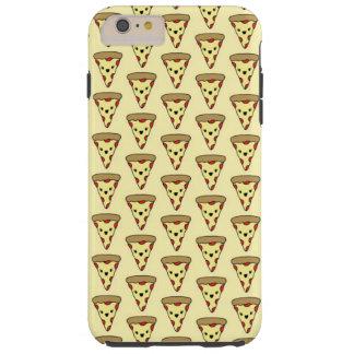 iPhone 6/6s do teste padrão da pizza mais a capa
