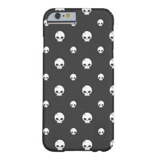 iPhone 6/6s do teste padrão do crânio, mal lá capa