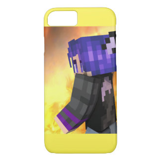 iPhone 7, capa de telefone de GalaxieWolf_MC