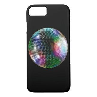 iPhone 7 da bola do disco do espelho Capa iPhone 7