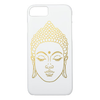 iPhone 7 de Buddha Apple, mal lá capa de telefone
