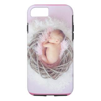 iPhone 7 do bebê do sono, resistente Capa iPhone 7