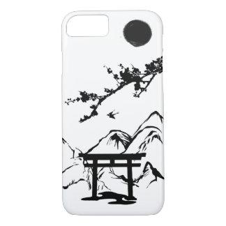 iPhone 7 minha capa de telefone do santuário