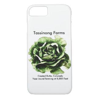 iPhone 7 - Tassinong cultiva a capa de telefone