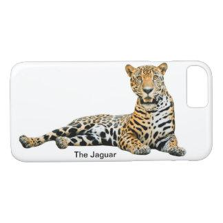 iPhone 8/7 da imagem de Jaguar, mal lá capa de
