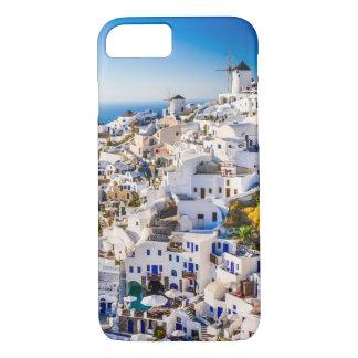 iPhone 8/7 de Apple, capa de telefone Santorini