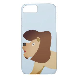 iPhone 8/7 de Apple da arte do leão, mal lá capa