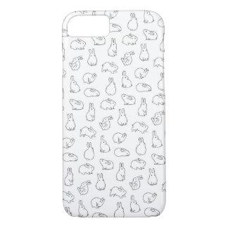 iPhone 8/7 de Apple do coelho, mal lá capa de
