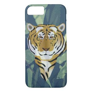 iPhone 8/7 de Apple do tigre, mal lá capa de