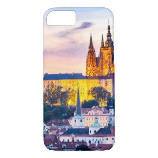 iPhone 8/7 de Apple, mal lá capa de telefone Praga