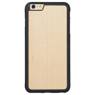 iPhone abundante de madeira 6/6s mais o caso Capa Bumper Para iPhone 6 Plus De Carvalho, Carved
