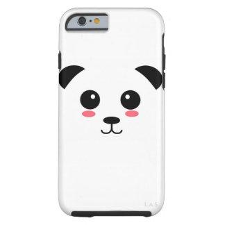 iPhone bonito 6/6s TPC da panda Capa Tough Para iPhone 6