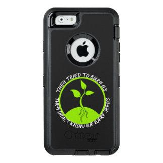 iPhone das sementes & exemplo de Samsung Otterbox