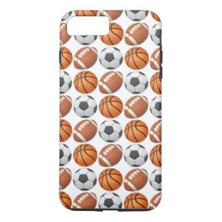 iPhone de Emoji dos esportes 8/7 de capa de