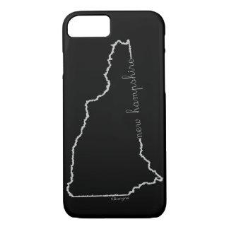 iPhone de New Hampshire Apple 8/7 de capa de