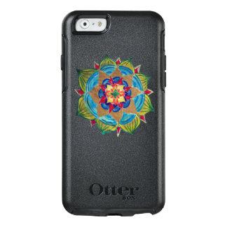iPhone de OtterBox Apple da cor da mandala