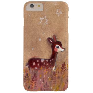 iphone do bebê dos cervos capa barely there para iPhone 6 plus