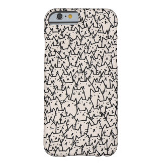 iPhone do gato Capa Barely There Para iPhone 6
