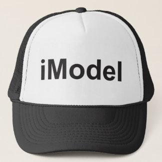 iPhone do iModel não ou boné cómico espirituoso do