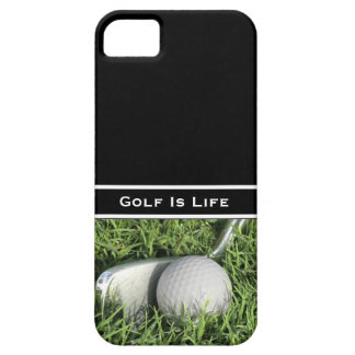 iPhone do negócio 5 casos do golfe Capa Para iPhone 5
