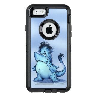 iPhone ESTRANGEIRO 6 DS de Apple do MONSTRO do
