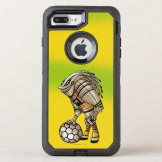 iPhone ESTRANGEIRO 7 do UFO Apple do MONSTRO de Capa Para iPhone 8 Plus/7 Plus OtterBox Defender